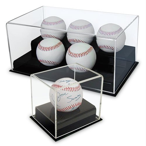Acrylic Baseball Displays