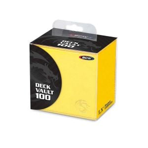 Deck Vault - LX - 100 - Yellow