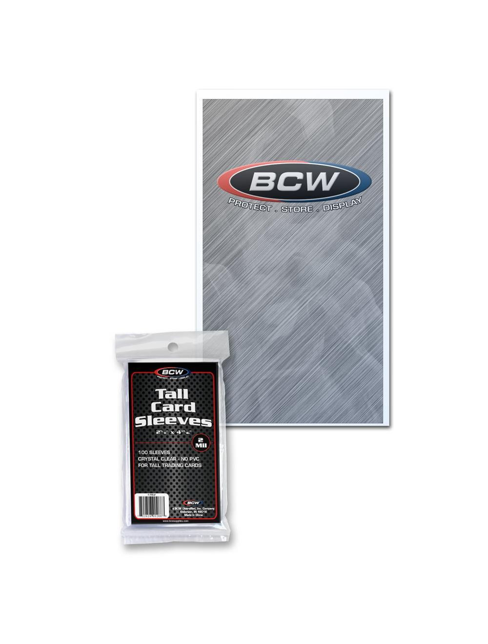 fb658747332 Tall Trading Card Sleeves