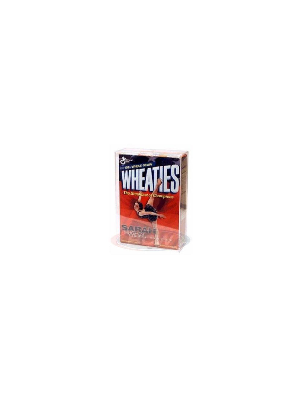 Nice Cereal Box Holder Display Case Display Cases 18oz 2019 Official Autographs-original