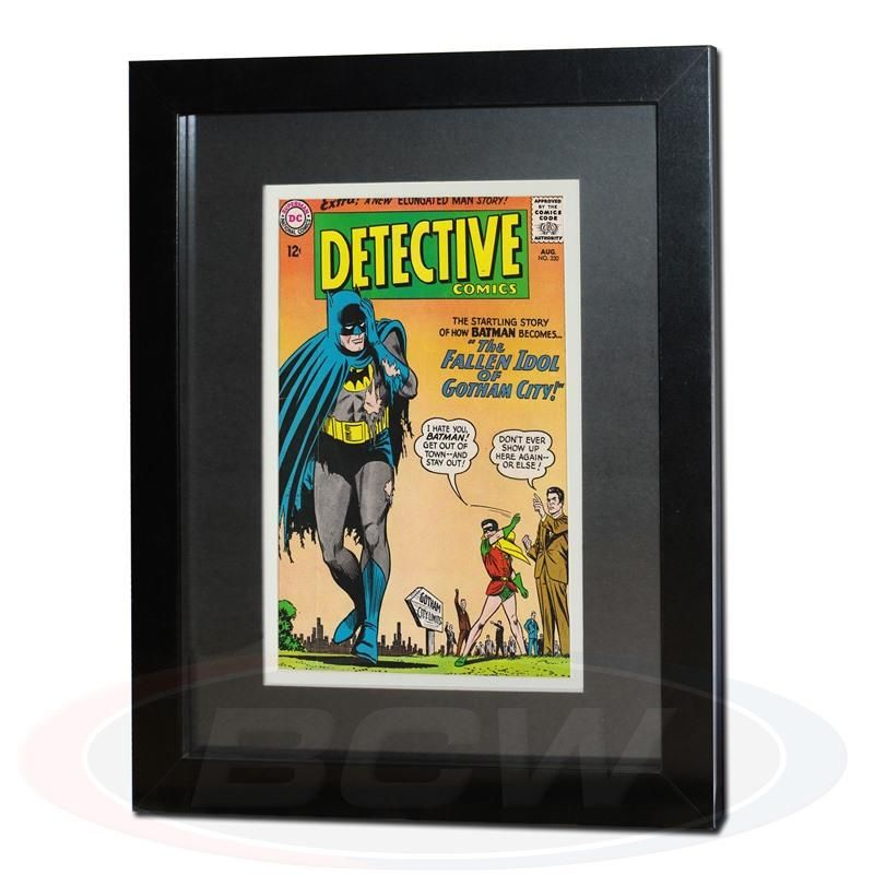 BCW COMIC BOOK FRAME 1 SILVER AGE