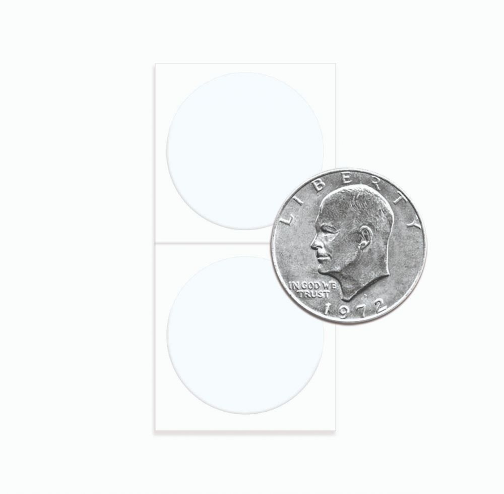 COIN SNAPS 100 BLACK 2 x 2 DIME BCW