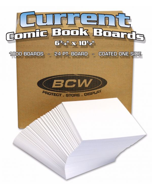 Comic Book Storage Supplies | Shop Comic Book Sleeves and Comic Book