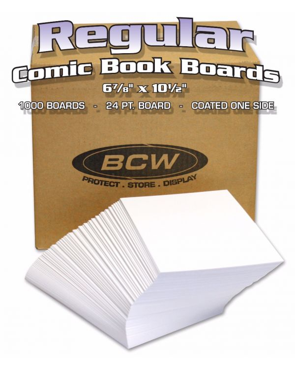 Comic Book Storage Supplies | Shop Comic Book Sleeves and