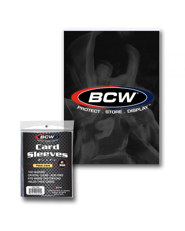 Trading Card Sleeves Shop Plastic Card Sleeves Bcw Supplies