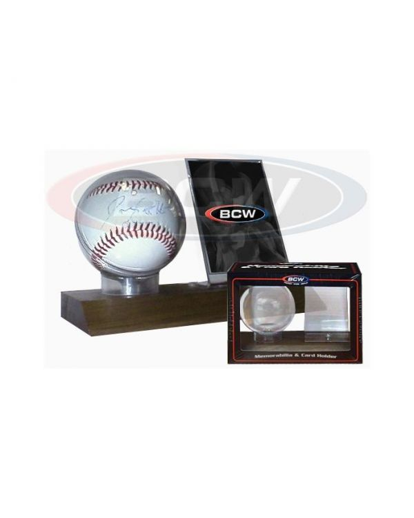 Memorabilia Display Case Shop Clear Acrylic Sports Displays Bcw