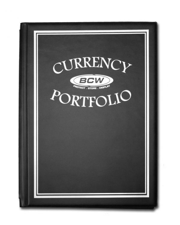 Currency Album Pages Shop Paper Currency Albums Bcw Supplies
