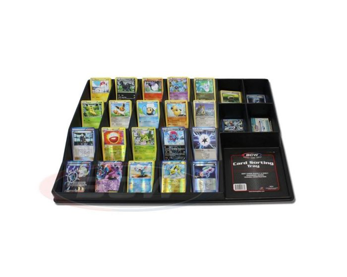 Sorting Tray Shop Our Card Sorting Tray Online Bcw Supplies