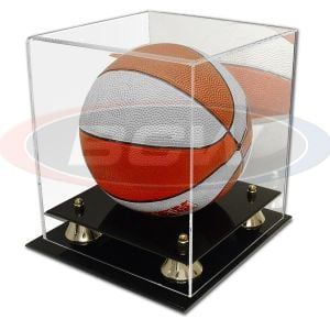 ACRYLIC MINI BASKETBALL DISPLAY
