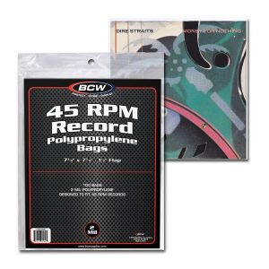 45 RPM RECORD BAGS