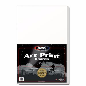 11x17 ART PRINT BACKING BOARDS