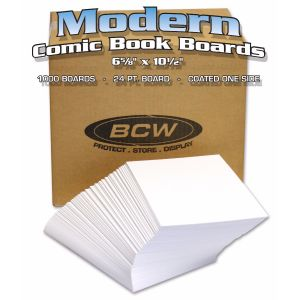 BULK MODERN COMIC BACKING BOARDS