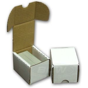 100 COUNT STORAGE BOX
