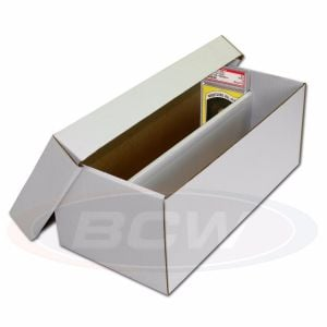 GRADED SHOE BOX