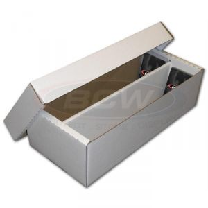 SHOE STORAGE BOX (1,600 CT.)