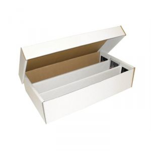 SUPER SHOE STORAGE BOX (3,000 CT.)