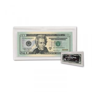 DELUXE CURRENCY SLAB - REGULAR BILL
