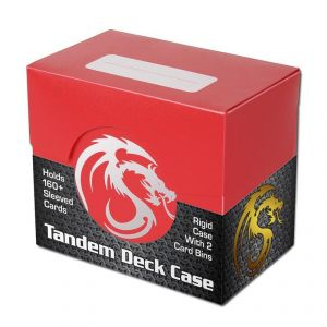 DECK CASE - TANDEM - RED