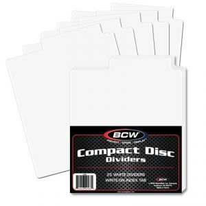 DISC DIVIDERS