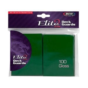 Deck Guard - Elite2 - Glossy - Green