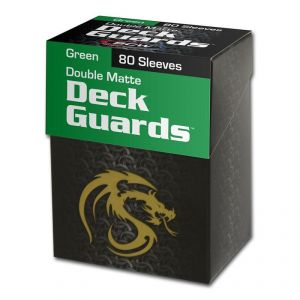 DECK GUARD - 80 BOXED - MATTE - GREEN