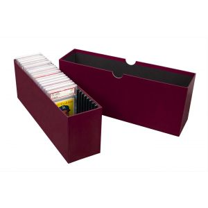 Slotted Graded Card Box