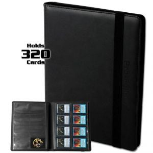 PRO-FOLIO 8-POCKET LX ALBUM - BLACK