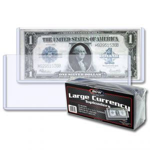 CURRENCY TOPLOAD HOLDER - LARGE BILL