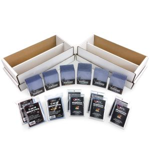 Trading Card Supplies Combo Pack