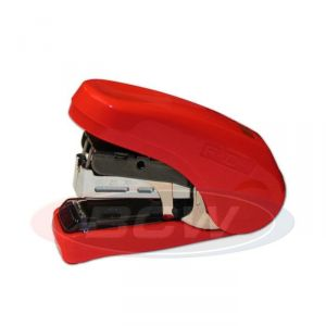 MAX FLAT CLINCH #10 STAPLER - RED