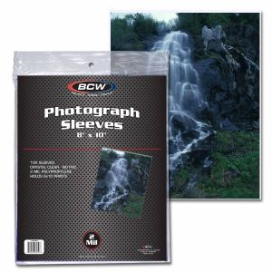 8x10 PHOTO SLEEVES