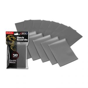 DECK GUARD - MATTE - GRAY