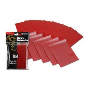 DECK GUARD - MATTE - RED