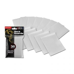 DECK GUARD - MATTE - WHITE