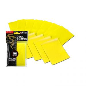 DECK GUARD - MATTE - YELLOW