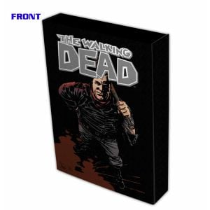 Comic Book Stor-Folio - Art - The Walking Dead - Negan