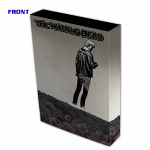 Comic Book Stor-Folio - Art - The Walking Dead - Rick