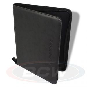 Z-BINDER LX ALBUM - BLACK